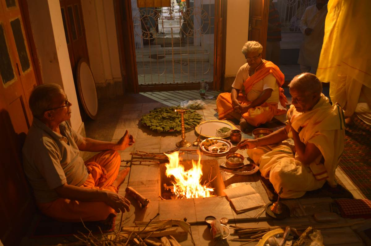 Puja Havan Special, Personal,  Abbreviated Prayer  done by temple priests